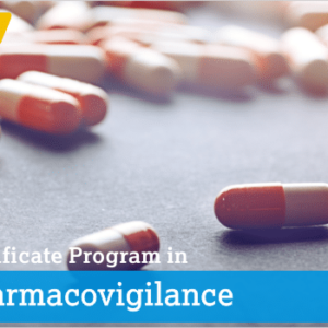 Certificate Program in Pharmacovigilance